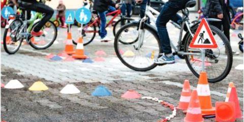 DaF Arbeitsblatt Fahrrad, Verkehr und außerschulischer Lernort Verkehrsschule