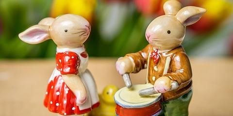 DaF DaZ Erklärung Schräge Osterbräuche weltweit