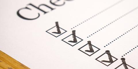 DaF DaZ Erklärung Checkliste Anschreiben