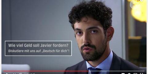 DaF DaZ Video Typisch Episode 1: Das Vorstellungsgespräch