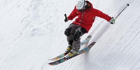 DaF DaZ Aktivität / Spiel Schnee, Ski und Wintersport