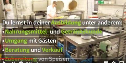 DaF DaZ Video Erklärfilm: Was macht man eigentlich als Koch / Köchin