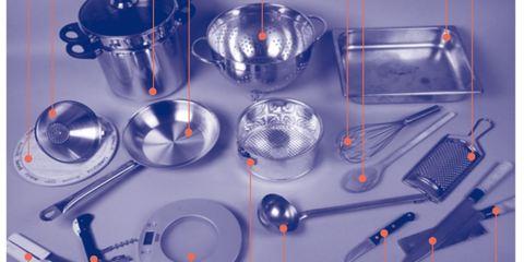 DaF DaZ Arbeitsblatt Wortschatz: Küche und Kochen