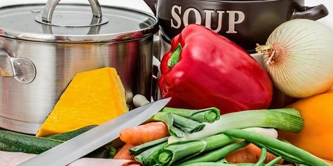 DaF DaZ Online-Übung Kochrezept: Gemüsesuppe mit Partizipien