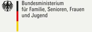 Logo Bundesministerium für Familie., Senioren, Frauen und Jugend