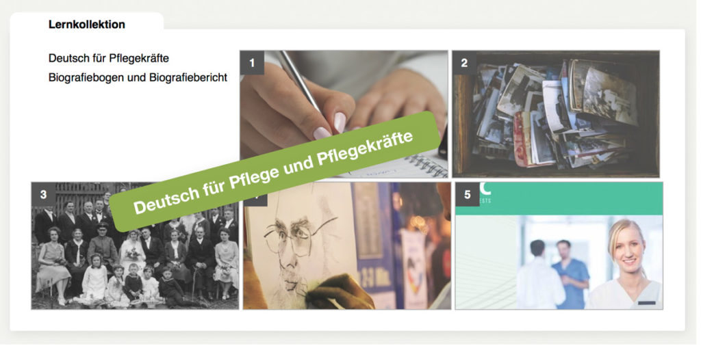 DaF DaZ Kurs - Deutsch für Pflegekräfte